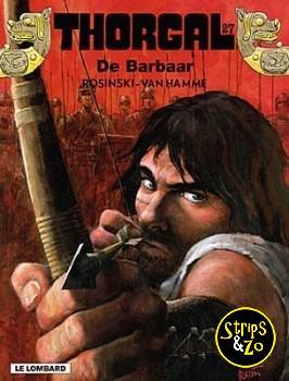 Thorgal 27 - De barbaar