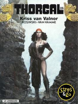 Thorgal 28 - Kriss van Valnor