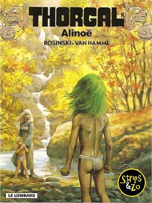 Thorgal 8 - Alinoë