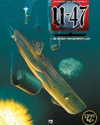 U-47 SC 1 - De stier van Scappa Flow