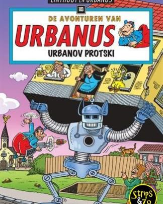 urbanus 183 Urbanov Protski