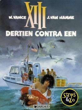 XIII 8 - Dertien contra een