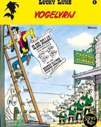 Lucky Luke - Relook 6 - Vogelvrij