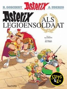 Asterix 10 - Asterix als Legioensoldaat