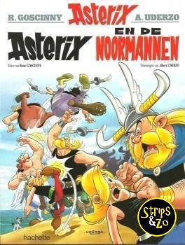 Asterix 9 - Asterix en de Noormannen