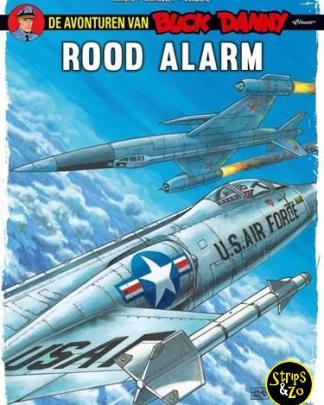 Buck Danny Classic 6 - Rood alarm