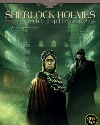 Sherlock Holmes en de tijdreizigers 2