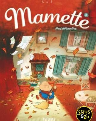 Mamette 3 - Herfstblaadjes