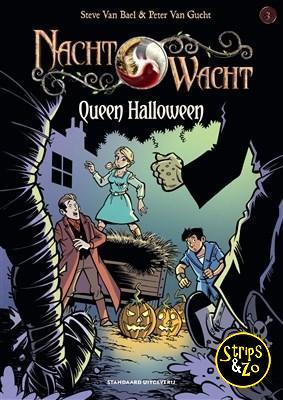 Nachtwacht 3 - Queen Halloween