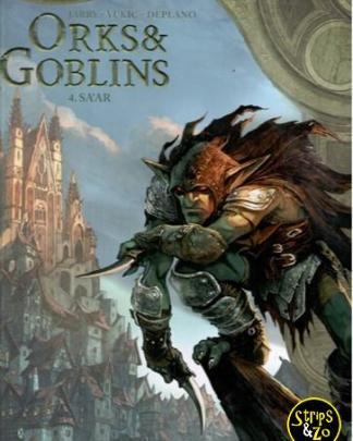 Orks en Goblins 4 - Sa'ar