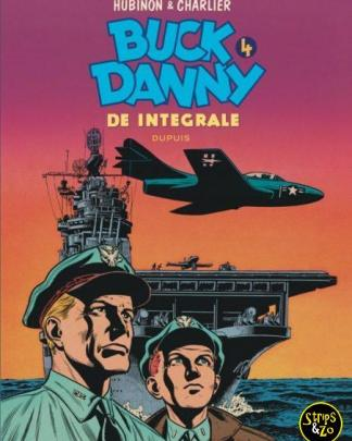 buck danny integraal 4