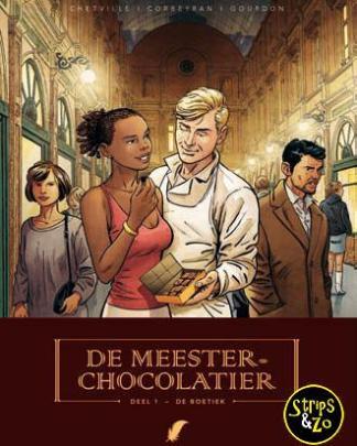 De Meester-chocolatier 1 - De boetiek