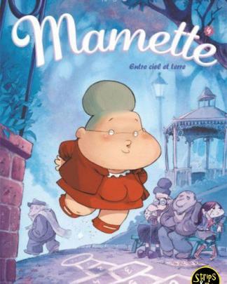 Mamette 4 - Tussen hemel en aarde