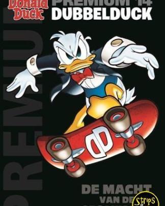 Donald Duck - Premium 14 - DubbelDuck - De macht van de organisatie