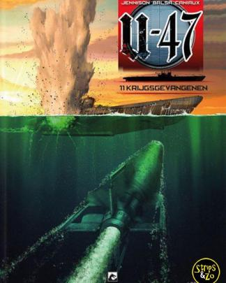 u 47 11 Krijgsgevangenen