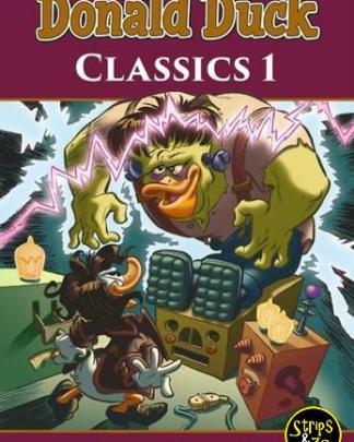 Donald Duck - Classics 1 - Frankenstein