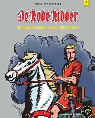 De Rode Ridder de biddeloo jaren 2 sword and sorcery scaled