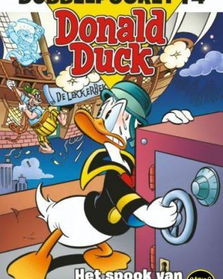Donald Duck - Dubbelpocket 74 - Het spook van de Caraïbische zee