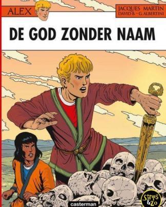 Alex 39 De God Zonder Naam