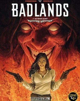 Badlands 3 De Grote Slang