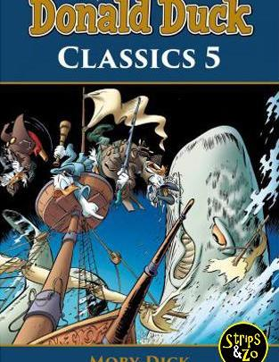 Donald Duck - Classics 5 - Moby-Dick