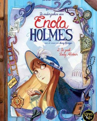 Enola Holmes 2 De Zaak Lady Alistair