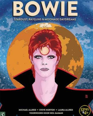 Bowie Stardust Rayguns Moonage Daydreams