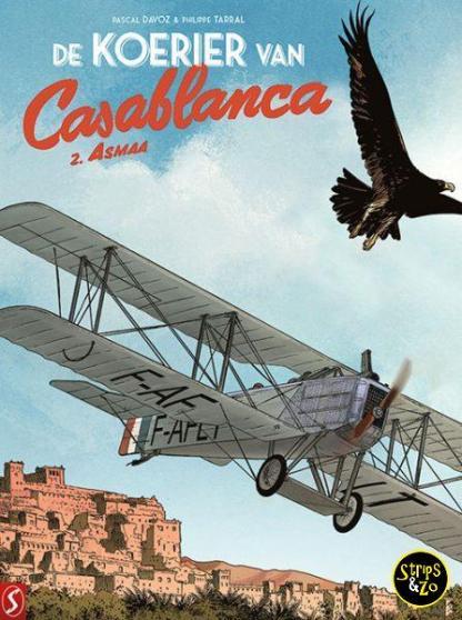 De Koerier van Casablanca 2 Asmaa
