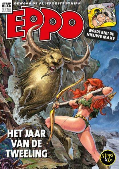 Eppo Stripblad 2020 21