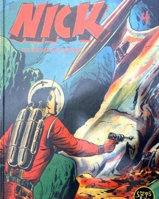 Nick de ruimtevaarder 4