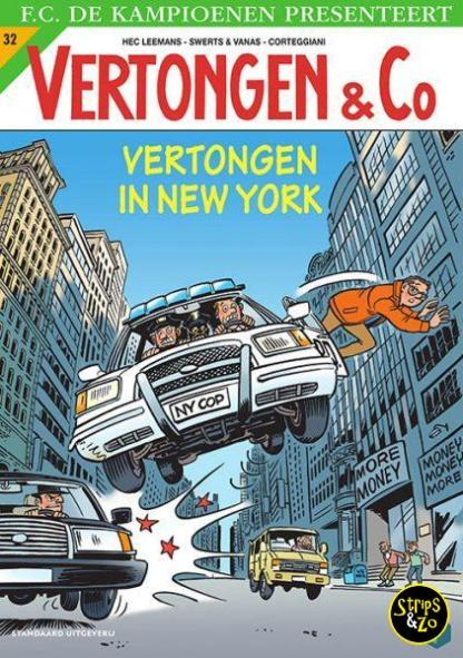 Vertongen Co 32 Vertongen in New York