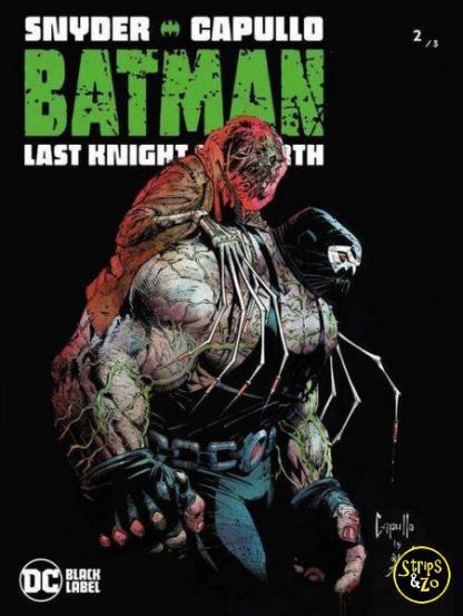 Batman Last Knight on Earth 2