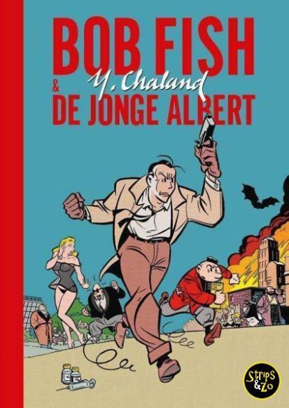 Bob Fish De Jonge Albert