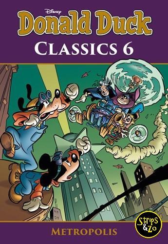 Donald Duck Classics 6 Metropolis
