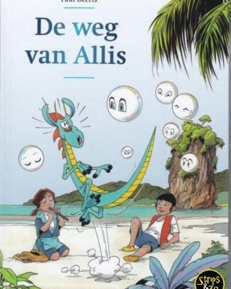 Paul Geerts collectie geillustreerd 9 De weg van Allis