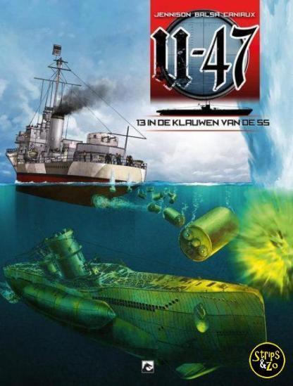 U 47 HC 13 In de klauwen van de SS