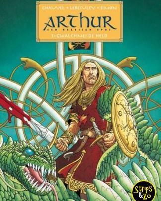 Arthur 3 Gwalchmei de held