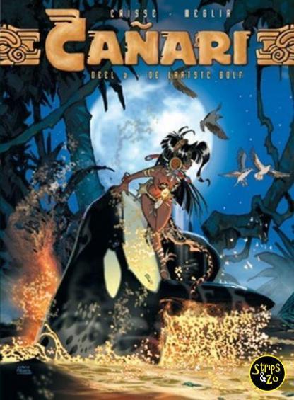 Canari 2 De laatste golf