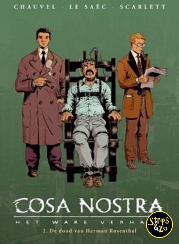 Cosa Nostra 2 De dood van Herman Rosenthal