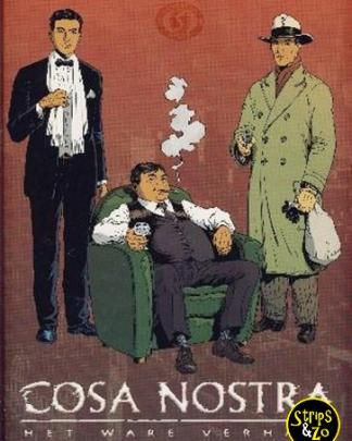 Cosa Nostra 6 The big seven