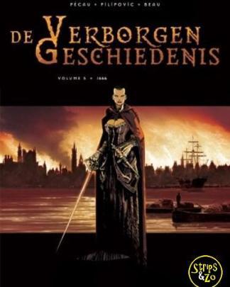 Verborgen Geschiedenis 5 1666