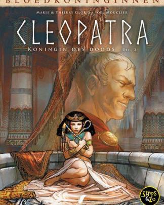 Bloedkoninginnen 15 Cleopatra 2 Koningin des doods 2