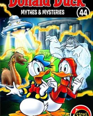 Donald Duck Thema Pocket 44 Mythes mysteries