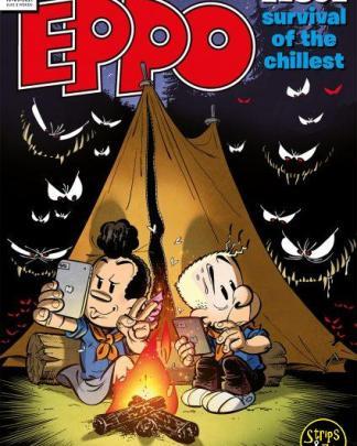 Eppo Stripblad 2021 10