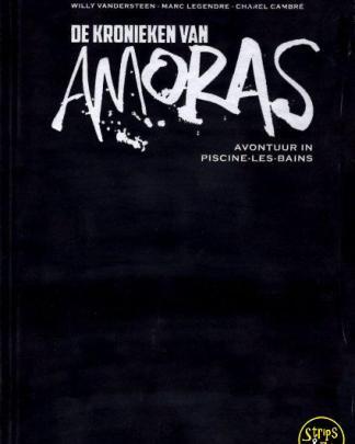 Kronieken van Amoras de 8 Avontuur in Piscine les Bains Luxe velours