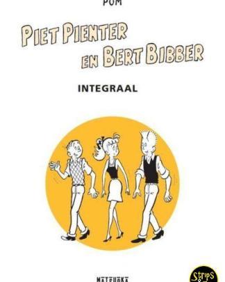 Piet Pienter en Bert Bibber Integraal 7