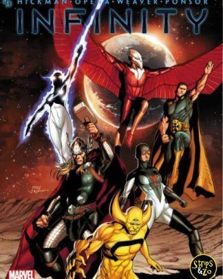 Avengers Infinity 5