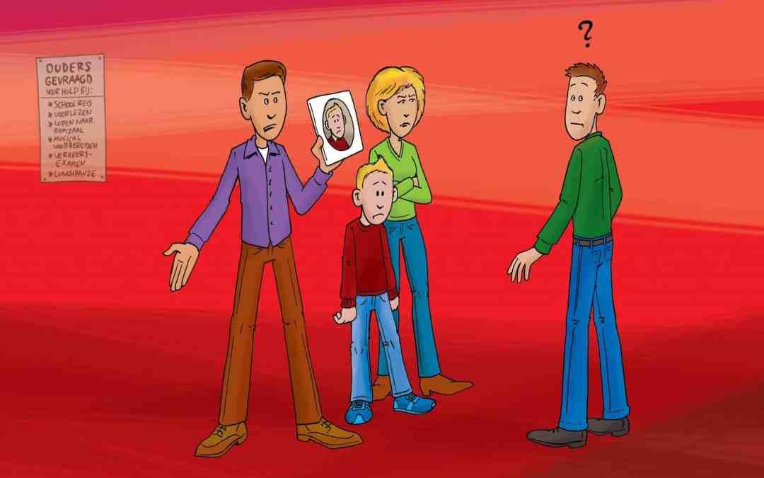 Omgaan met ouders