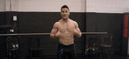 Male Stripping Dance Tips - Hip and Chest Movement and Transitions