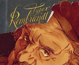 Rembrandt, Typex, Biografie, Strip, Stripboek, Kopen, Bestellen